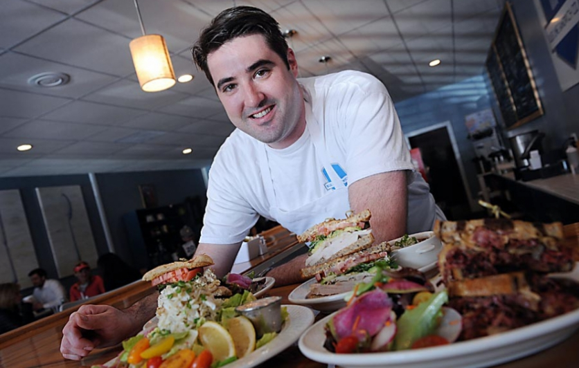 Chef Bradley McGehee