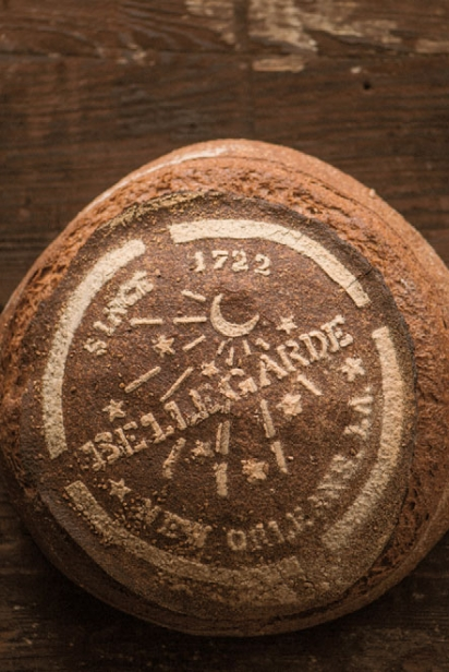 Bellegarde bread