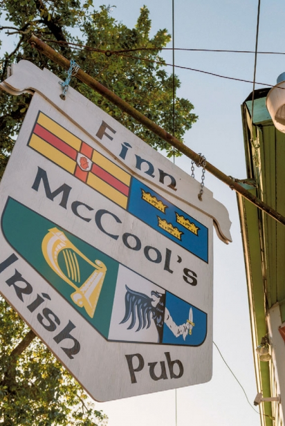 Finn McCool's Irish Pub