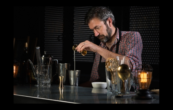 Bellocq's seasonal craft cocktail menu is created by Cure owner/mixologist Kirk Estopinal