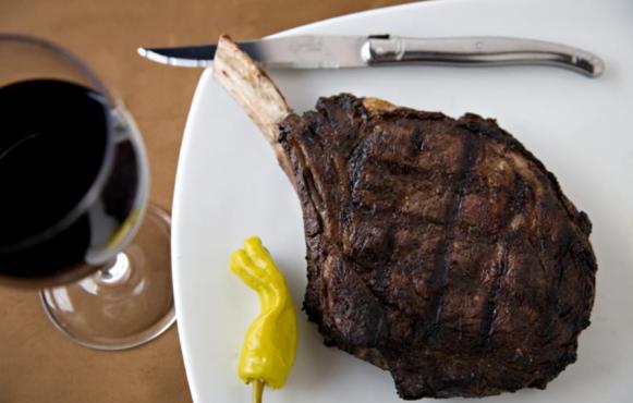 New Orleans steakhouse La Boca