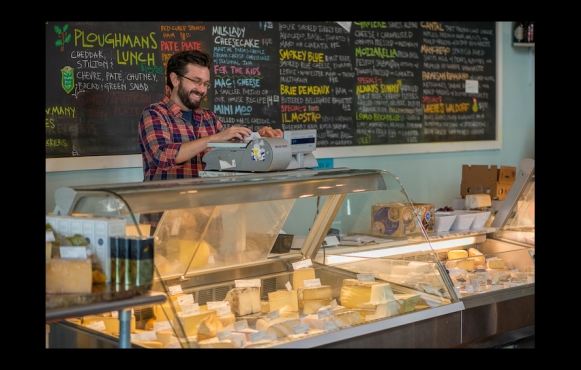New Orleans cheese emporium, St. James Cheese Company