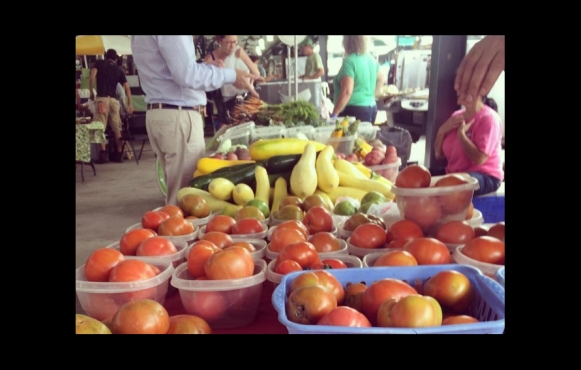 New Orleans Crescent City Farmers Market