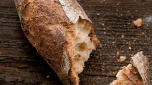 Bread from Bellegarde Bakery